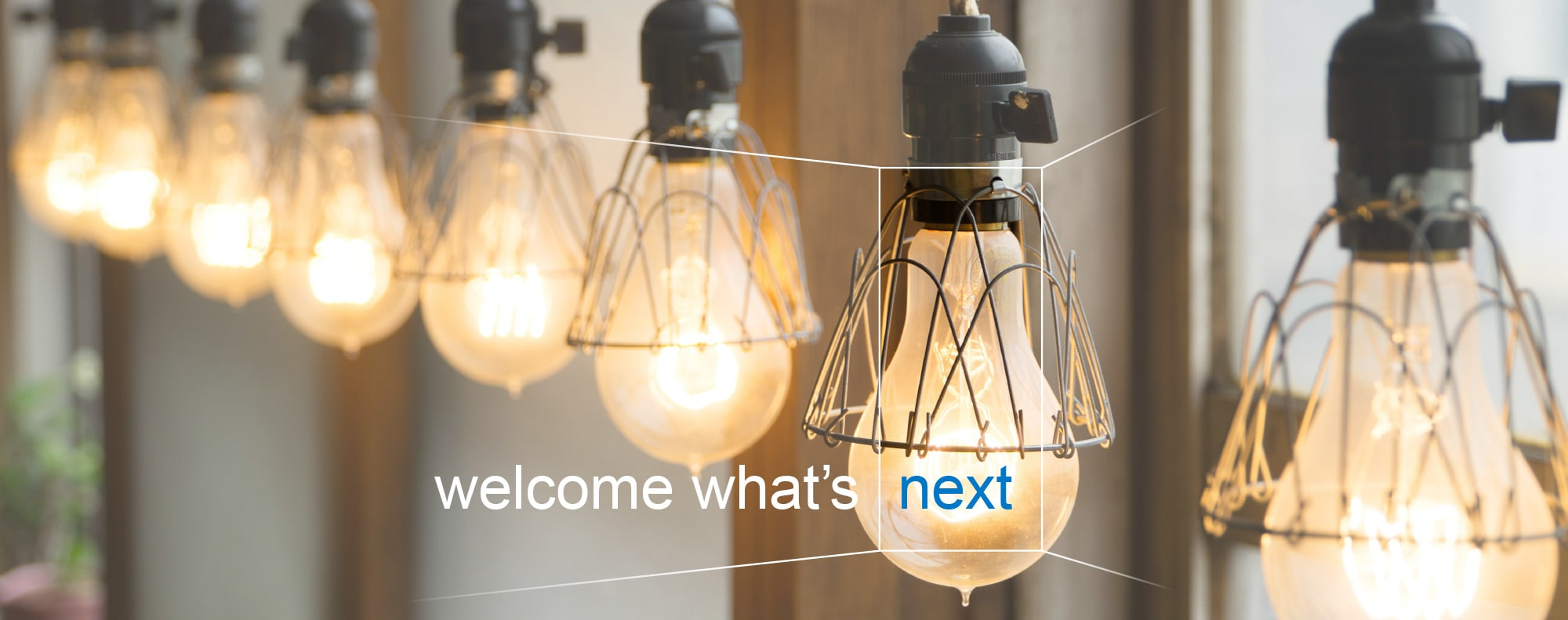 Blue Door Consulting - Welcome What's Next