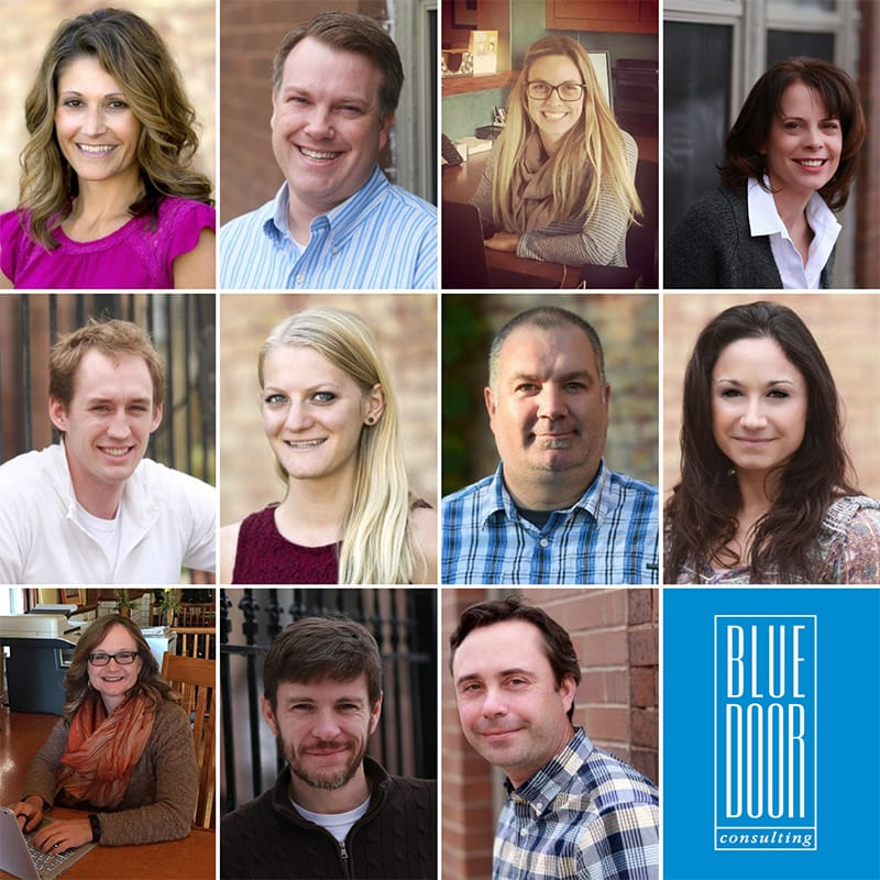 New faces at Blue Door Consulting