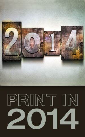 Print in 2014 l Blue Door Consulting