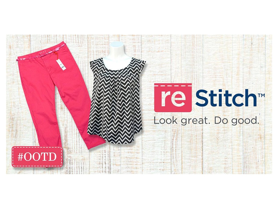 "Blue Door Consulting Communicator Award reStitchâ""¢ Outfit of the Day"