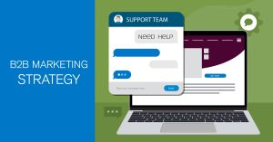 B2B Marketing Strategy by Blue Door Consulting