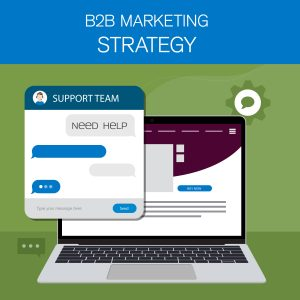 Business to Business Marketing Strategy by Blue Door Consulting
